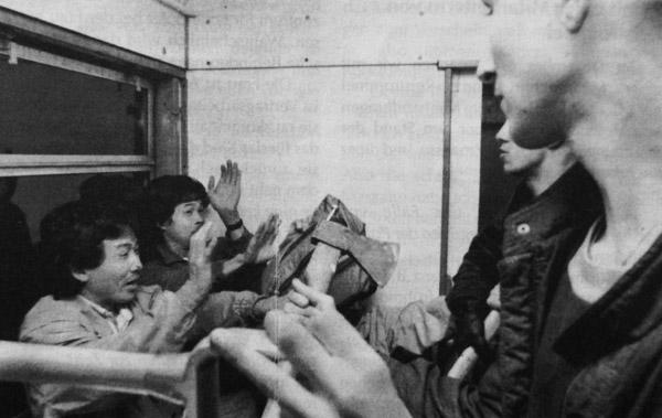 Angriffe auf Vietnames*innen waren anch dem Mauerfall Alltag