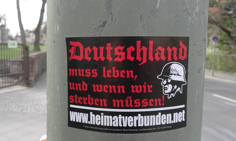 Deutschland Muss Sterben Text