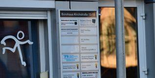Götz Frömmings Wahlkreisbüro (Kirchstraße 15, Rosenthal)