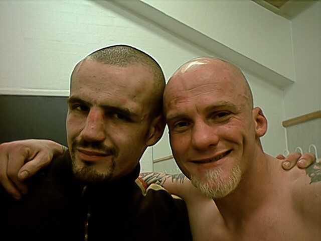 Peter Borchert und Tim Bartling - Nazi-Freunde seit den 90ern